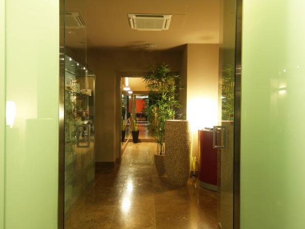 Hotel porta felice city of palermo sicily italy - Hotel porta felice ...