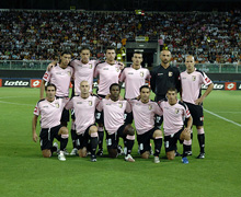 Palermo soccer team