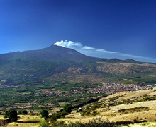Mountain Etna